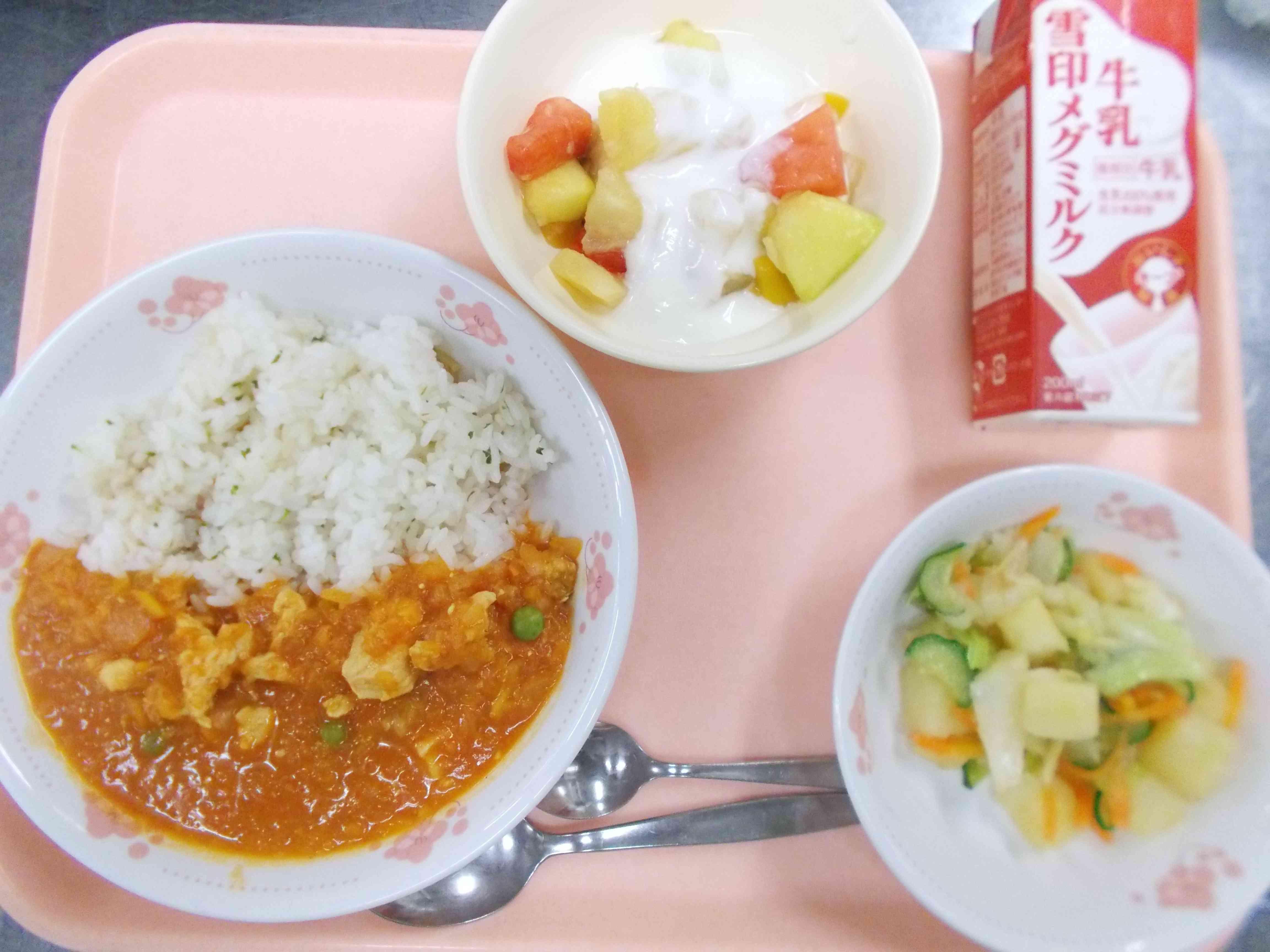 7月19日チリ料理.JPG